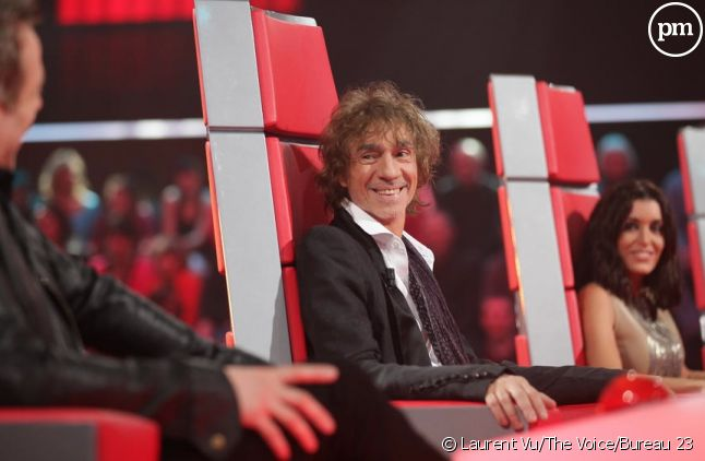 "Louis Bertignac dans ""The Voice"""
