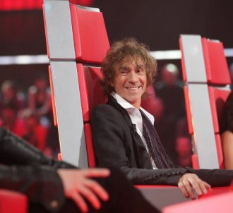 Louis Bertignac dans 'The Voice'