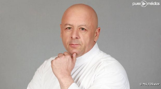 Top chef thierry marx propose une formation for Cuisinier sur tf1