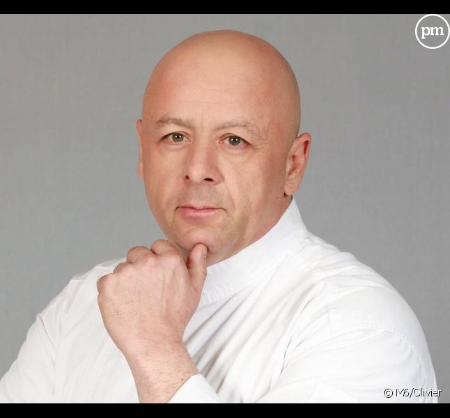 Top chef thierry marx propose une formation for Cuisinier marx