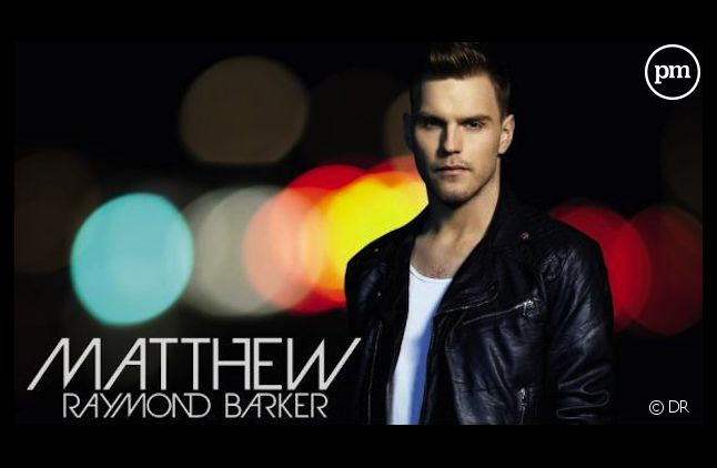 "La pochette de ""City Lights"" de Matthew Raymond Barker"