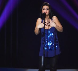 Sonia Lacen chante 'Total Eclipse of the Heart'
