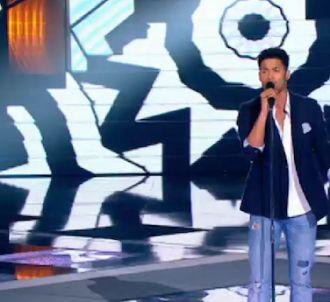 Thomas Mignot chante 'Comme Un Boomerang'
