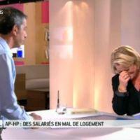 Zapping : Fou rire interminable entre Michel Cymes et Marina Carrère d'Encausse