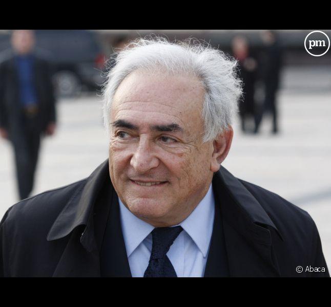 Dominique Strauss-Kahn, ex-patron du FMI.