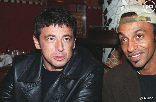 Patrick Bruel et Manu Katché