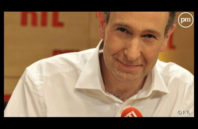 Laurent Bazin sera l'anchorman de la matinale de RTL en septembre 2012.