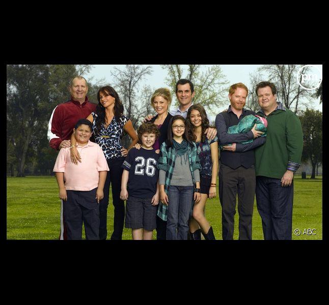"""Les acteurs de la série """"Modern Family"""""""