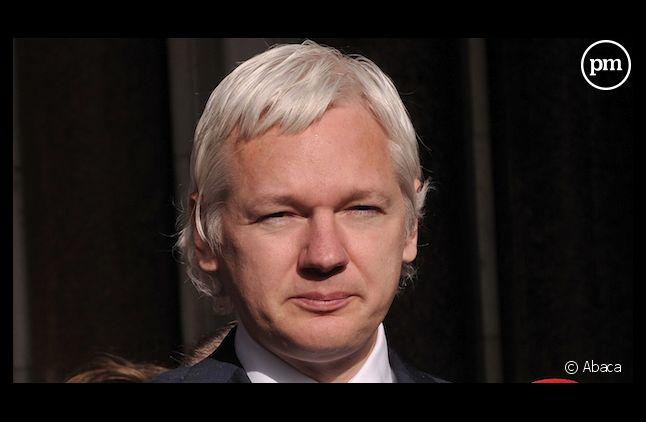 Julian Assange, cofondateur de WikiLeaks