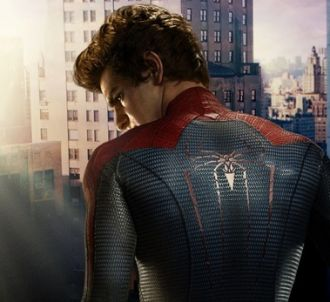Andrew Garfield dans 'The Amazing Spider-Man'