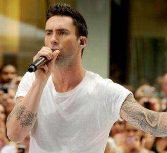 Adam Levine, le chanteur de Maroon 5