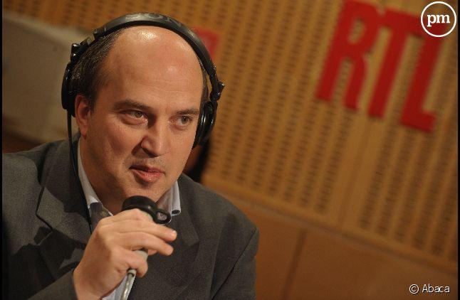 A la rentrée, Vincent Parizot sera remplacé par Laurent Bazin.