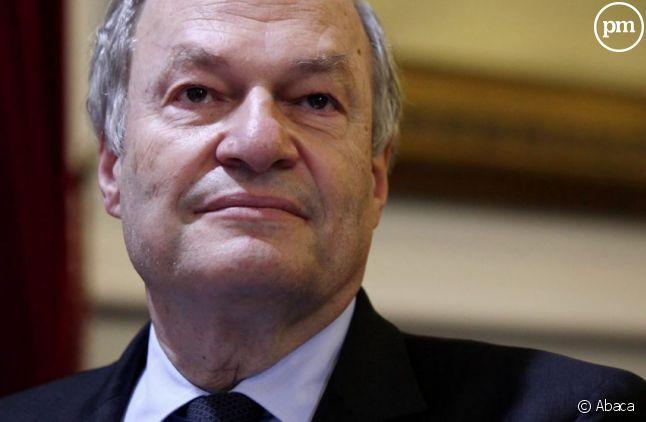 Michel Boyon, président du CSA.