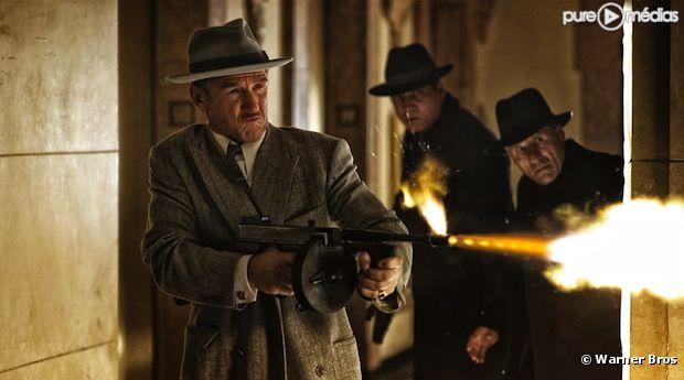 "Scène du film ""Gangster Squad&q"