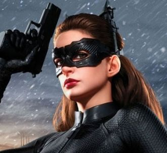 Anne Hathaway dans 'The Dark Knight Rises'