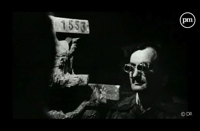 "Scène du film ""La Jetée"" sorti en 1962"