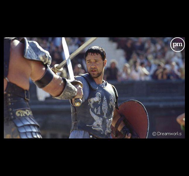 """Russell Crowe dans """"Gladiator"""""""
