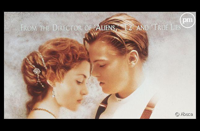 """Affiche du film """"Titanic"""" de James Cameron"""