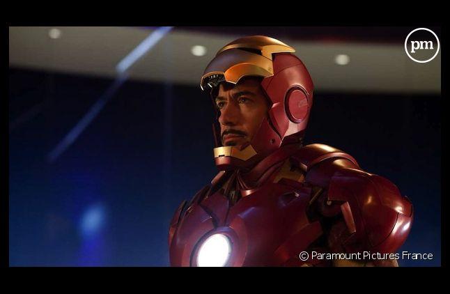 """Robert Downey, Jr. s'est blessé sur le tournage d'""""Iron Man 3"""""""