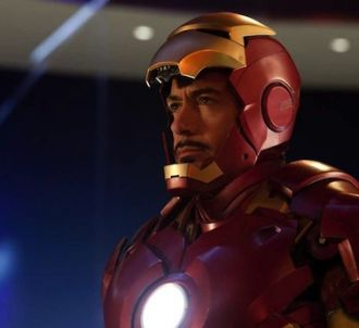 Robert Downey, Jr. s'est blessé sur le tournage d''Iron...