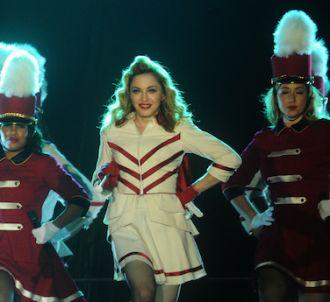 Madonna lors de son MDNA Tour