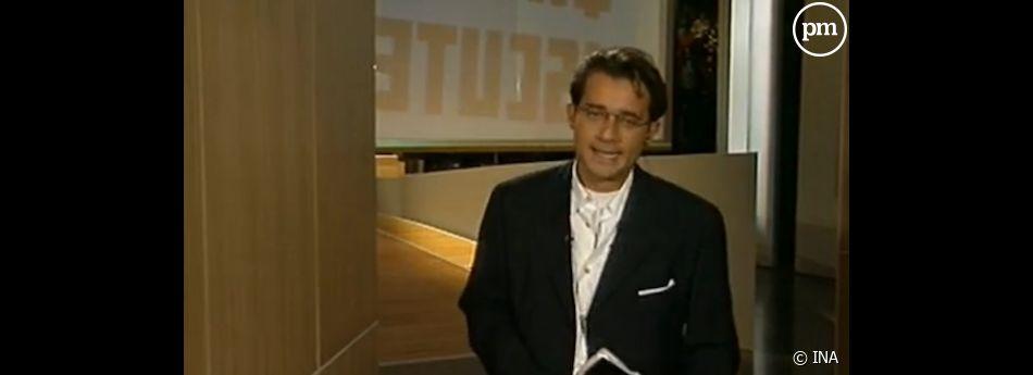 """Le 12 septembre 1994, Jean-Luc Delarue présente le premier """"Ca se discute""""."""