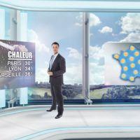 France 2 inaugure sa nouvelle météo dimanche soir (photos)