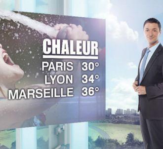 Philippe Verdier est le nouveau chef du service météo de...