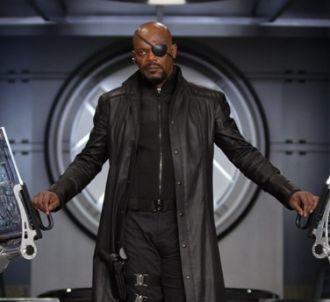 Samuel L. Jackson est le patron du SHIELD dans 'Avengers'