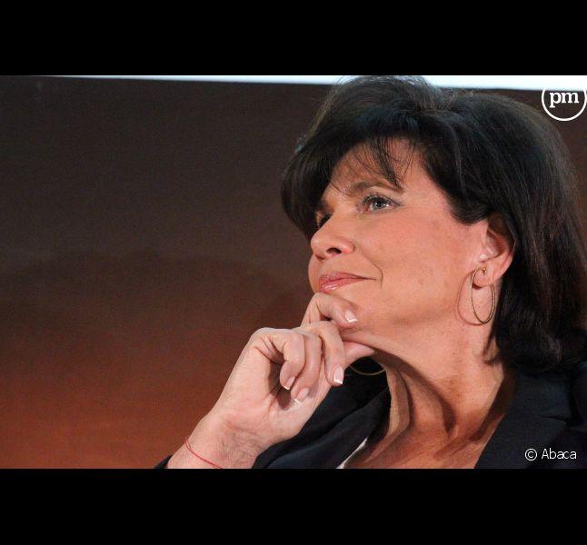 Anne Sinclair confirme sa séparation avec DSK.