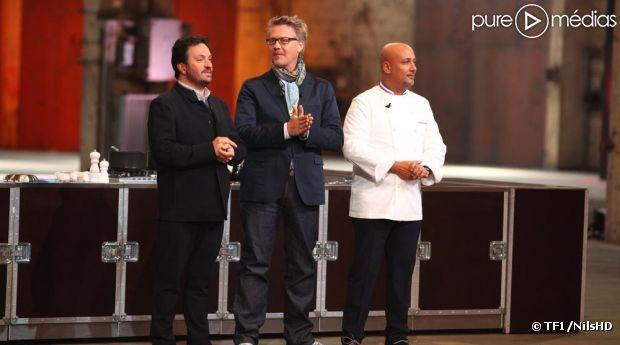 """Le jury de """"Masterchef"""" saison 3"""
