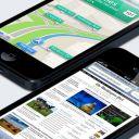 Le nouvel iPhone 5 embarque un nouveau processeur (A6) deux fois plus rapide.