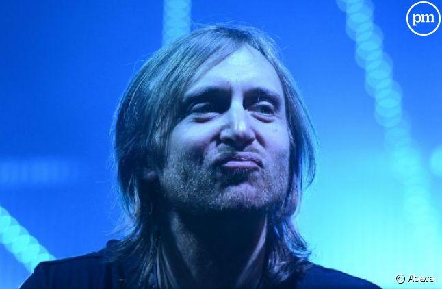 Le DJ David Guetta n'aime pas les journalistes... et il le fait savoir.