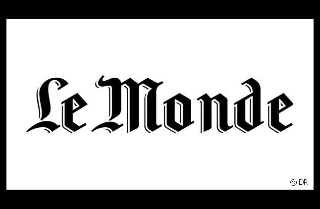 "Le logo du ""Monde"""