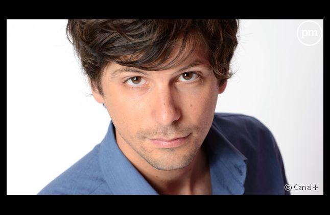 """Vincent Glad, nommé dans la catégorie """"Animateur"""" des """"Hommes de l'année"""" 2012 du magazine GQ."""