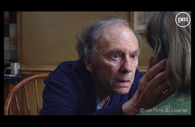 """""""Amour"""" de Michel Haneke, Palme d'or au Festival de Cannes, s'installe en tête des premières séances parisiennes"""