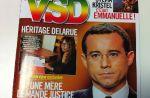 """Jean-Luc Delarue : Une femme qui se présente comme la mère de sa """"fille cachée"""" fait la Une de """"VSD"""""""