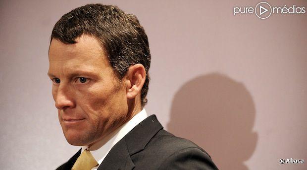 Lance Armstrong a été supprimé de la page d'accueil du site du Tour de France