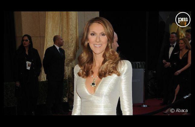 Céline Dion entre en tête du top albums