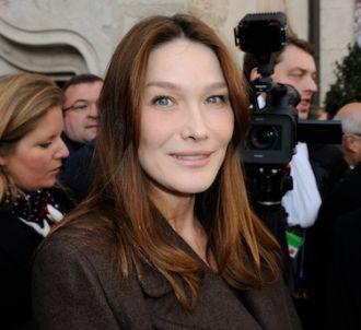 Carla Bruni-Sarkozy regrette ses propos sur le féminisme