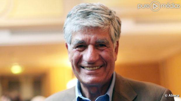 Maurice Lévy, le PDG du groupe Publicis
