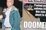 "Une choc du ""New York Post"" : Le photographe se justifie"
