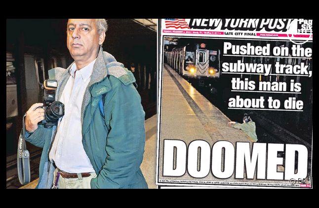 """Dans le """"New York Post"""", l'auteur du cliché litigieux se justifie."""