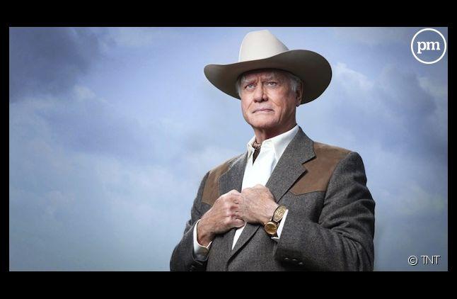 """Le décès de Larry Hagman fera l'objet d'un épisode de la saison 2 de """"Dallas"""""""