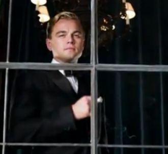 Léonardo DiCaprio est 'Gatsby le magnifique'.