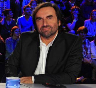 André Manoukian, hier sur le plateau de 'Nouvelle Star'.