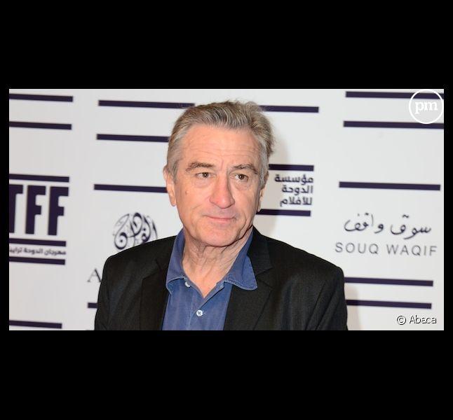 """Robert De Niro prépare une nouvelle série pour Showtime, """"The 4th Reich"""""""
