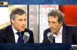 Zapping : L'aplomb de Jérôme Cahuzac face à Jean-Jacques Bourdin