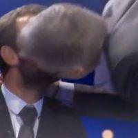 Zapping : Après Virginie Guilhaume, Laurent Ruquier embrasse Jérémy Michalak !