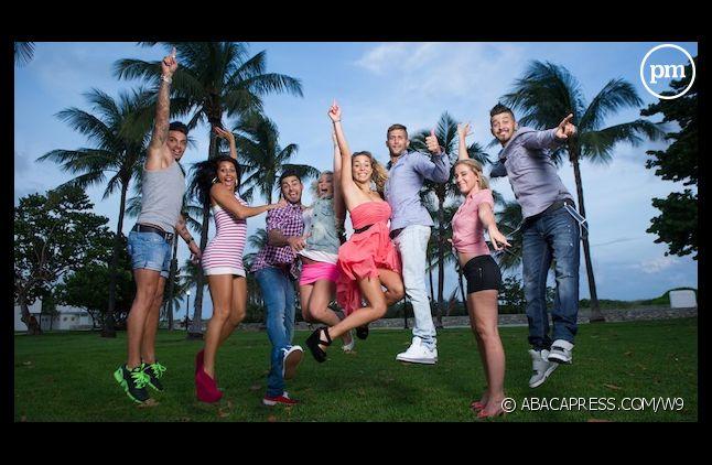 """""""Les Marseillais"""" de W9 vont s'envoler pour Cancun"""